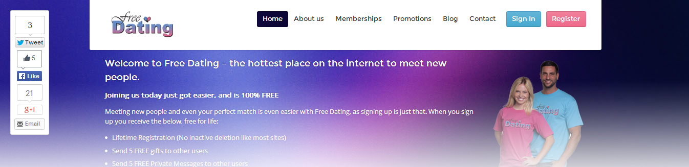 free dating sites most users Badoo is a name you might be aware of if you've ever gotten around to using online dating apps and dating sites currently, badoo alone has the largest user base in all the world, with operations in over 190 countries – the app is available in 47 different languages.